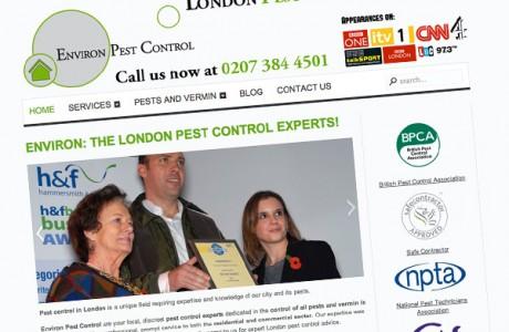 Environ Pest Control
